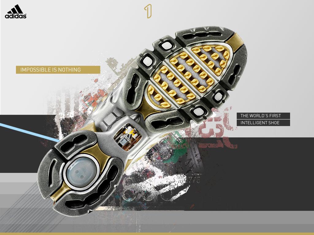 Sg.hu Intelligens cipőt mutatott be az Adidas