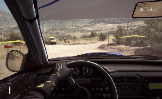 Rally szimulátor játékok